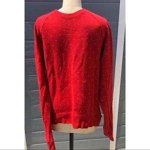 Nike Skateboard red dot sweatshirt